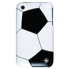 iPhone 3G iPhone 3GS rivestita in vera pelle Football