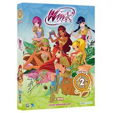 Winx Club - Stagione 02 (4 Dvd)