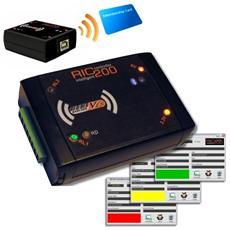 Ric-200 Sistema Gestione Palestre Rfid 125 Khz