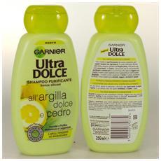 Shampoo 250 Argilla&cedro