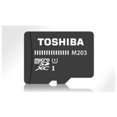 microSDHC Class 10 16GB Exceria M203 R100 + Adapter