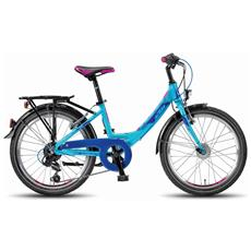 City Bike Bambino Ktm Wildcat 20.6 Atb Tz20 Ice Blue