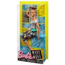 FTG82 Barbie - Made to Move - Chignon