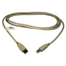 5.0m USB 2.0 A-B M / M, 2.0, USB A, USB A, 1 pezzi