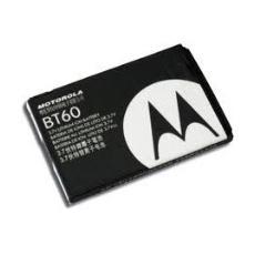 Batteria Originale per Smartphone Li-Ion Nera 3.7 V 1100 mAh BT60