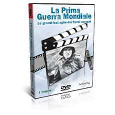 DVD PRIMA GUERRA MONDIALE (LA) (es. IVA)
