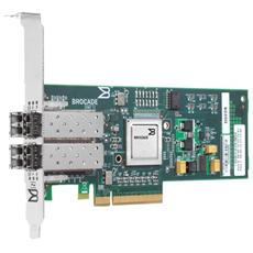 E 82B - Adattatore bus host - PCIe 2.0 x4 / PCIe x8 basso profilo -