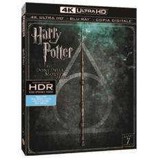 Harry Potter E I Doni Della Morte - Parte 01 (Blu-Ray 4K Ultra HD+Blu-Ray)