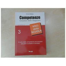 Competenze, conoscenze, abilità, atteggiamenti
