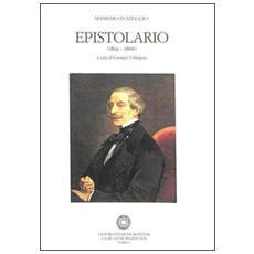 Epistolario (1819-1866) . Vol. 8: 4 novembre 1852-29 dicembre 1856.