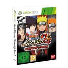 X360 - Naruto Shippuden: Ultimate Ninja Storm 2 Collector's Edition