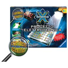 Scienze X Maxi Progetto Elettrotecnica 18899