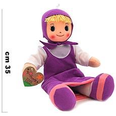 Bambola Stoffa Cm. 35