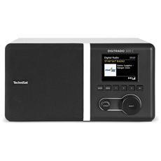 Radio Digitale 300 C Sintonizzatore UKW / DAB / DAB+ Ingresso AUX Colore Bianco