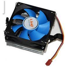 Dissipatore Con Ventola Processori Sk 775 1155 1166 E Amd Sk Am2 V254 Linq