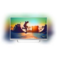 """TV LED Ultra HD 4K 55"""" 55PUS6482/12 Smart TV Soundbar Integrata"""