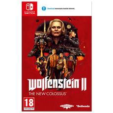 Wolfenstein 2: The New Colossus - Day one: 29/06/18
