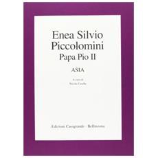 Enea Silvio Piccolomini, papa Pio II. Asia