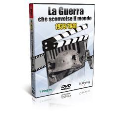DVD GUERRA CHE SC. (LA) 1939/1941 (es. IVA)
