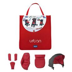 Color Pack Urban Rosso