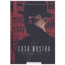 Cosa Nostra - Murder Inc (David Chauvel / Erwan Le Saec)