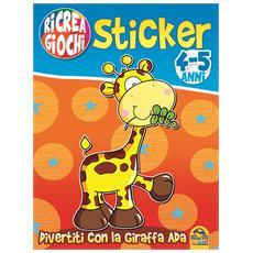 Ricrea Giochi - Sticker #03 - Divertiti Con La Giraffa Ada