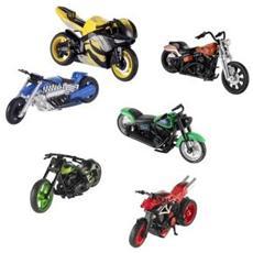 Hot Wheels Modellino Moto 1:18