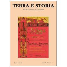 Terra e storia. Vol. 8