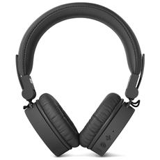 Cuffie Sovraurali Caps Wireless Headphones Bluetooth - Grigio Antracite