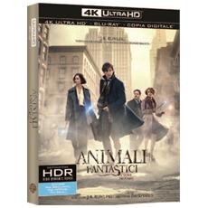 Animali Fantastici E Dove Trovarli (Blu-Ray 4K Ultra HD)