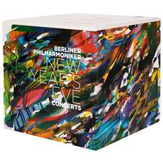 Berliner Philharmoniker - New Year'S Eve Concerts (2 Dvd)