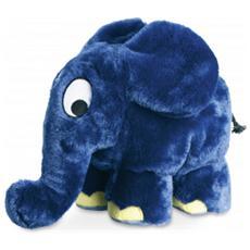 Peluche Elefante Blu 12 x 25 cm 42189