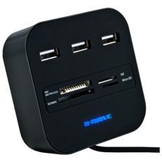 BM-CR04, USB 2.0, Nero