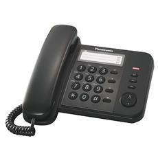 KX-TS520EX1B telefono a filo NERO