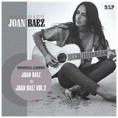Joan Baez - Joan Baez / Joan Baez Vol. 2 (2 Lp)