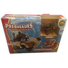 Predasaurus Aqua Attack - Veicolo + O: Ahkani