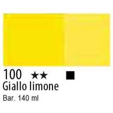 100 Polycolor 20ml Giallo Limone