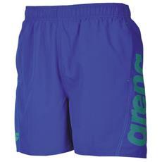 Fundamentals Logo Boxer Costume Short Uomo Taglia Xl