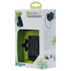 T5-1814 Bicicletta Passive holder Nero supporto per personal communication