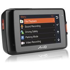 MiVue 608, MicroSD (TransFlash) , Accendisigari, Flash