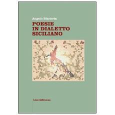 Poesie in dialetto siciliano