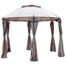 Ricambio set laterali per gazebo Gotic