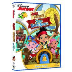 Dvd Jake E I Pirati Dell'isola Che. . #03