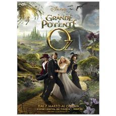 Dvd Grande E Potente Oz (il)
