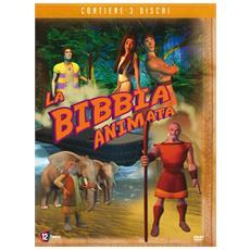 Dvd Bibbia Animata (la) (3 Dvd)