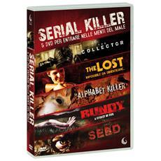 Dvd Serial Killer (box 5 Dvd)