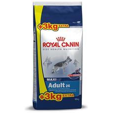 - Crocchette Cani Adult Maxi. 15+3 Kg