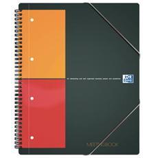 230 pagine Quaderno con rilegatura a spirale Oxford My Notes 1 taccuino