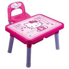 Tavolo Multigioco con Sedia Hello Kitty