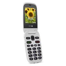 "6030 Bianco / Grigio Display 2.4"" Storage +Slot MicroSD Bluetooth Radio FM Fotocamera VGA - Europa"